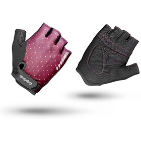 GripGrab Rouleur Bike Gloves Women purple/black